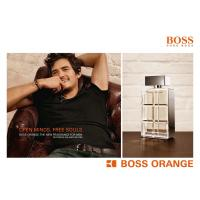 Boss Orange for men tester