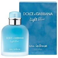 Light Blue Eau Intense Pour Ho...