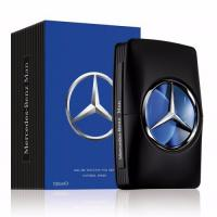 Mercedes Benz Man blue balck